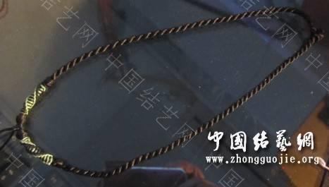 中国结论坛 项链绳集合 编项链绳子的方法视频,各种项链绳的编法图解,编项链绳子的方法图解,怎么编项链挂坠绳视频,用绳子编项链怎么编 作品展示 200910r27httpirb5phttc