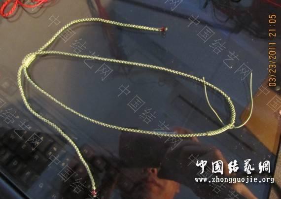 中国结论坛 项链绳集合 编项链绳子的方法视频,各种项链绳的编法图解,编项链绳子的方法图解,怎么编项链挂坠绳视频,用绳子编项链怎么编 作品展示 200911eyxxdj59xdzgwsge