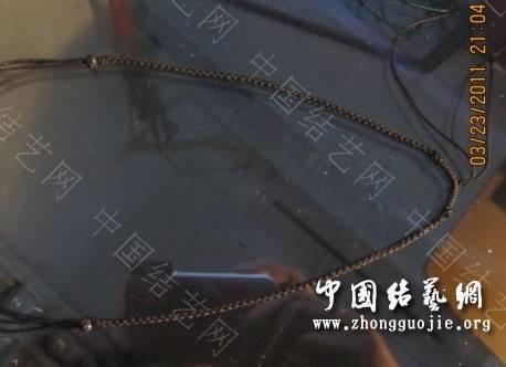 中国结论坛 项链绳集合 编项链绳子的方法视频,各种项链绳的编法图解,编项链绳子的方法图解,怎么编项链挂坠绳视频,用绳子编项链怎么编 作品展示 200911tir3u8e3einysz9n
