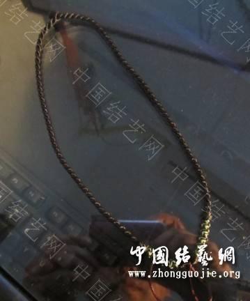 中国结论坛 项链绳集合 编项链绳子的方法视频,各种项链绳的编法图解,编项链绳子的方法图解,怎么编项链挂坠绳视频,用绳子编项链怎么编 作品展示 20091320yrzhrl7baa9rhb