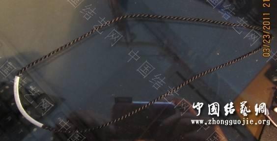 中国结论坛 项链绳集合 编项链绳子的方法视频,各种项链绳的编法图解,编项链绳子的方法图解,怎么编项链挂坠绳视频,用绳子编项链怎么编 作品展示 200917dudn9edzxetnnfa7