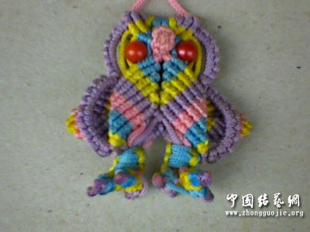 中国结论坛 自己改编的猫头鹰  作品展示 090811egvv43v0ddvczven