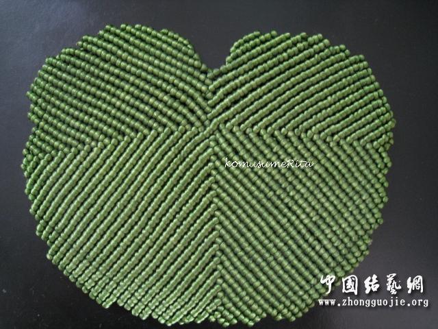 中国结论坛 荷葉的編法  立体绳结教程与交流区 1029355gl75f56gfoz5g7f