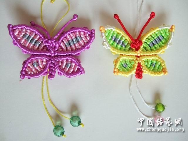 中国结论坛 学编王素民老师的美丽蝴蝶及好玩的吉祥结钥匙环 附近哪里有好玩的地方,蝴蝶爱情寓意,蝴蝶和花的寓意,蝴蝶寓意福,送蝴蝶的寓意 作品展示 160118al65ngllggwue5dz