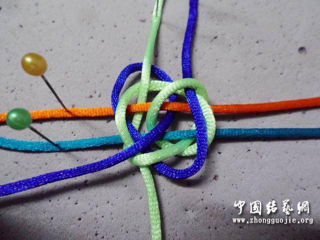 中国结论坛 轴线冰花编法1  冰花结(华瑶结)的教程与讨论区 0054000xjoc6xjbczjcto0