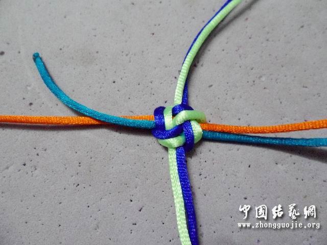 中国结论坛 轴线冰花编法1  冰花结(华瑶结)的教程与讨论区 005409jzfpfy05pp6f3f8e