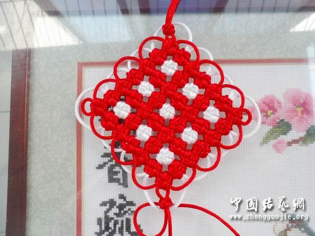 中国结论坛 改进的7*7套色冰花编结过程  冰花结(华瑶结)的教程与讨论区 135550gh4jnrhmjen9hg9r
