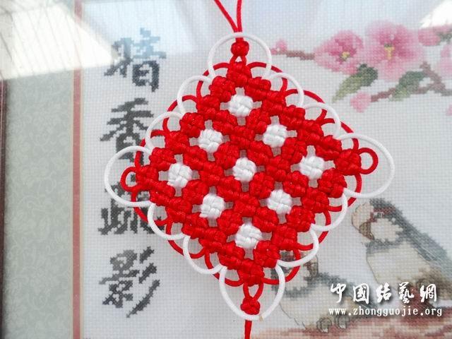 中国结论坛 改进的7*7套色冰花编结过程  冰花结(华瑶结)的教程与讨论区 13560361ep6e1ntsj8nuj1