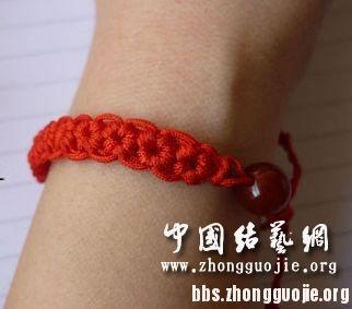 中国结论坛 可爱小花手链  图文教程区 1852571xxkd5x91px1dj5t