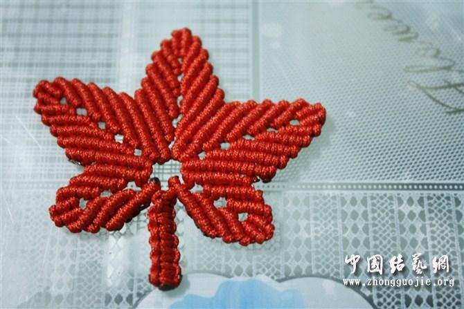 中国结论坛 新编的枫叶  作品展示 205215jmc8fnff57tjr97r