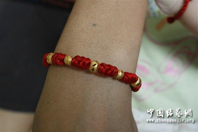 中国结论坛 给老公和孩子编的金刚结手链  作品展示 105925um9mmk28dkukmvvl
