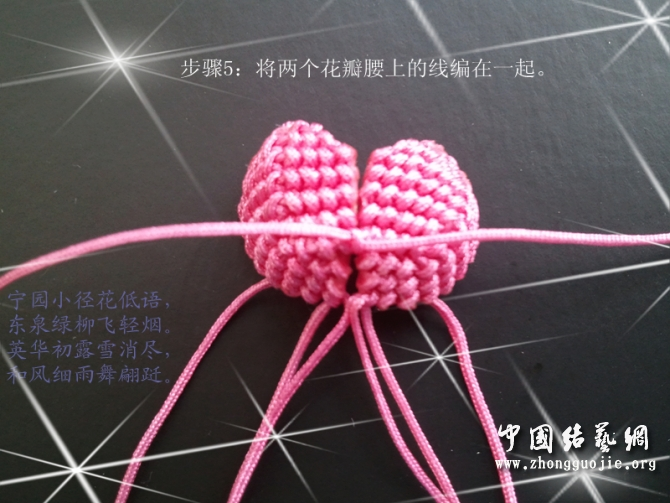 中国结论坛 梅花--教程(适合有点基础的人)  立体绳结教程与交流区 1105242021d0792a5106fc6a2f
