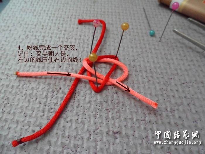 中国结论坛 B型冰花-逆时针编法  冰花结(华瑶结)的教程与讨论区 132108dxmz8lqkkxk88o9k