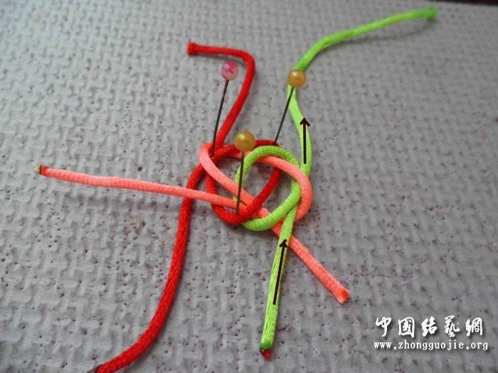 中国结论坛 B型冰花-逆时针编法  冰花结(华瑶结)的教程与讨论区 132124j94e8e9cj4e4md1f