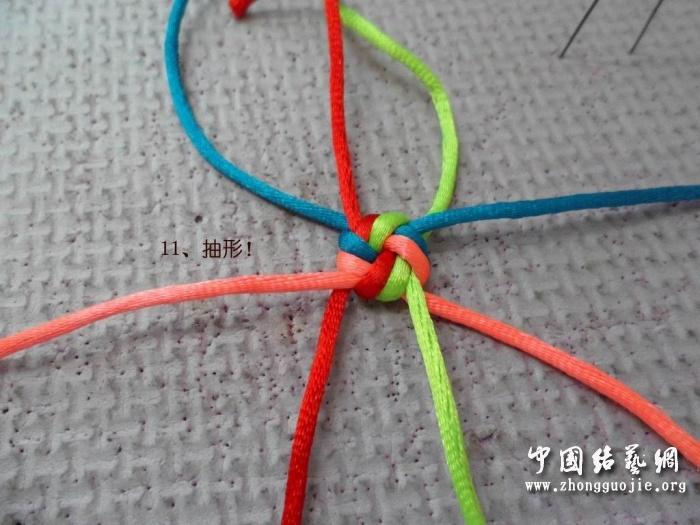 中国结论坛 B型冰花-逆时针编法  冰花结(华瑶结)的教程与讨论区 132146133mmpgcze1ucpw6