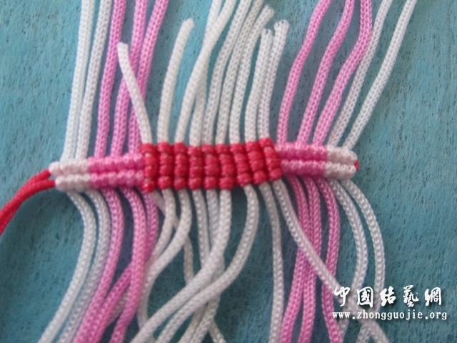 中国结论坛 原创------粉色渐变香水百合  立体绳结教程与交流区 233359g2xo4a6m4k8502c4