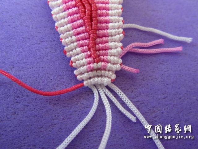 中国结论坛 原创------粉色渐变香水百合  立体绳结教程与交流区 233508q5vookqoqqj8qqyo