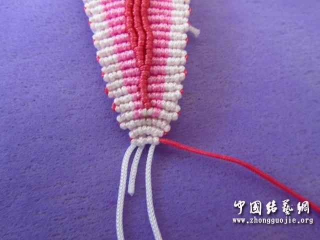 中国结论坛 原创------粉色渐变香水百合  立体绳结教程与交流区 233511ykn7kr7kcysqqqvq