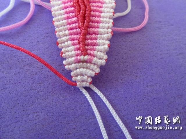中国结论坛 原创------粉色渐变香水百合  立体绳结教程与交流区 233516zrv9z8v9qtzivrif