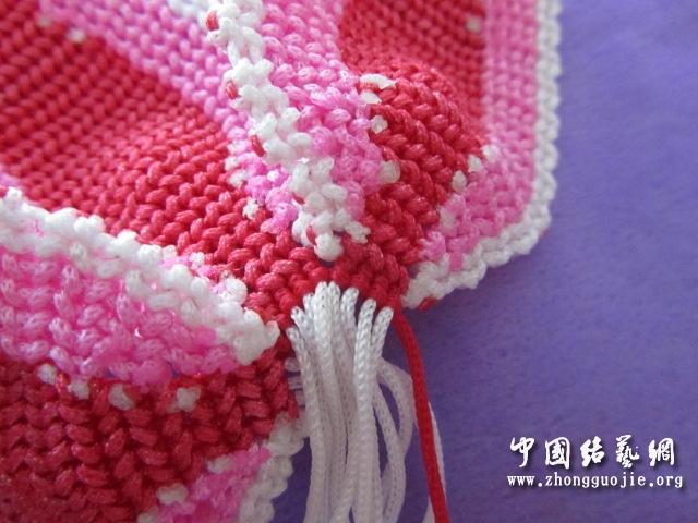 中国结论坛 原创------粉色渐变香水百合  立体绳结教程与交流区 235140ez402yyc74h2hy7x