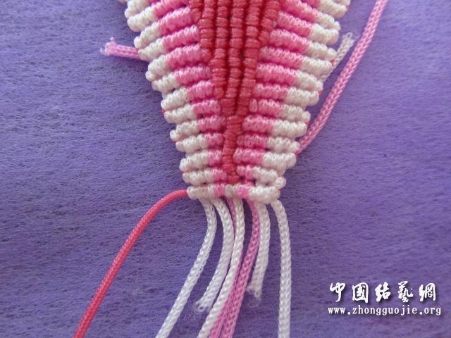 中国结论坛 原创------粉色渐变香水百合  立体绳结教程与交流区 2352092vxt1xttca12tl4x