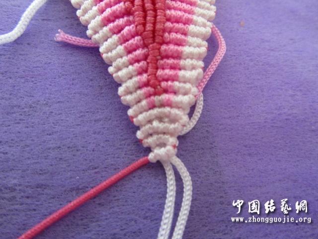 中国结论坛 原创------粉色渐变香水百合  立体绳结教程与交流区 235227vv9x61v1o8hhmh9m