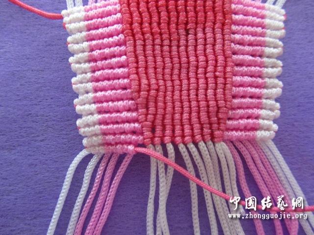 中国结论坛 原创------粉色渐变香水百合  立体绳结教程与交流区 010951s4706wwi56tb4d5n