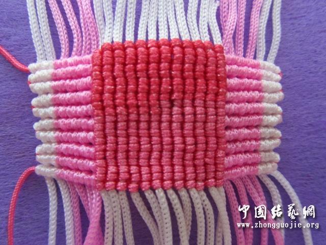 中国结论坛 原创------粉色渐变香水百合  立体绳结教程与交流区 0110022fscd72u47u6e29t