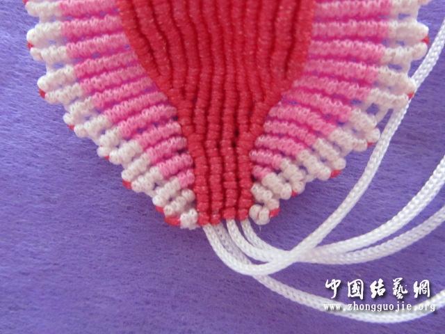 中国结论坛 原创------粉色渐变香水百合  立体绳结教程与交流区 00350847z49djxzi946zi6