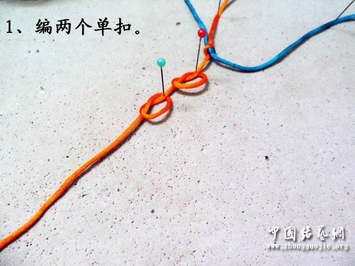 中国结论坛 富贵花开冰花板的编结过程!  冰花结(华瑶结)的教程与讨论区 223015kezyw0ohu0lj4l1c