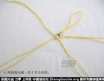中国结论坛 玉米笋编法  兰亭结艺 051253z533w35dpkkcvwr4