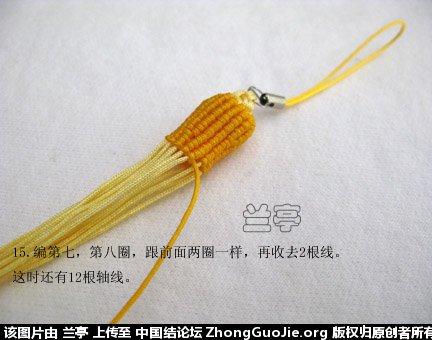中国结论坛 玉米笋编法  兰亭结艺 051315k8oo4rxfb8000bbw