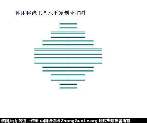 中国结论坛 宝结绘图教程  走线图教程【简图专区】 021632ikd8bbd81u4ihd6k
