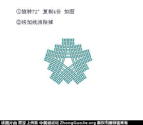 中国结论坛 宝结绘图教程  走线图教程【简图专区】 021640fnkbz1ghuqgqub1b