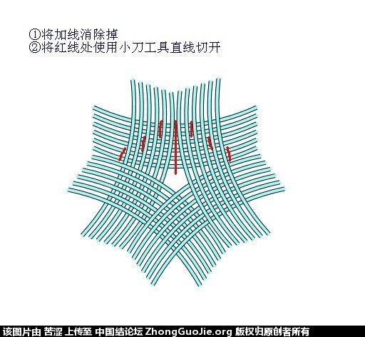 中国结论坛 宝结绘图教程  走线图教程【简图专区】 021640kpwwkppnls99pnlz