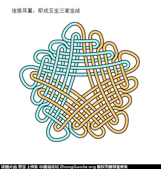 中国结论坛 宝结绘图教程  走线图教程【简图专区】 021642axt0dttbn0j5tpqb