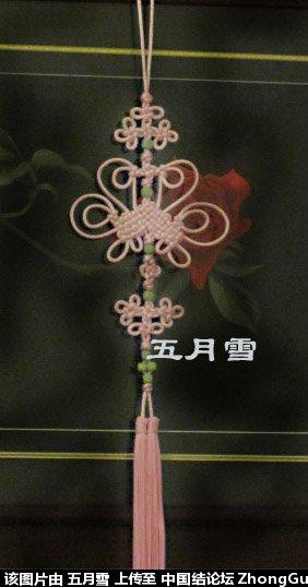 中国结论坛 磬结酢浆草结挂饰  作品展示 230648kdixdkacjrdsjlqc