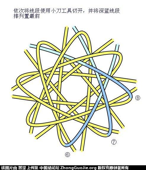 中国结论坛 六瓣八瓣锁结绘图教程  走线图教程【简图专区】 152229s2wb0mdjjzc28xc1