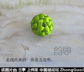 中国结论坛 两种小球走线图  兰亭结艺 07110477k7lb1b7zybkqqr