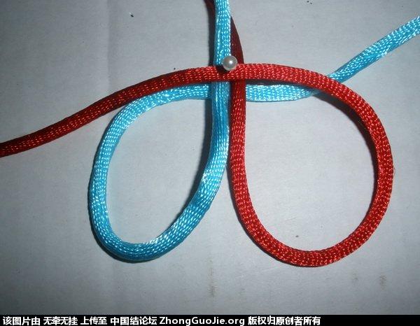 中国结论坛 双联结的两种简单编法 二根绳子各种编法图解,一根绳子编法大全简单,双线双联结编法图解,双联结最简单的打法,竖双联结编法图解视频 基本结-新手入门必看 165557x7t3ytib63eerubg
