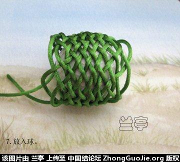 中国结论坛 两种小球走线图  兰亭结艺 054518nhom9sav499vav44