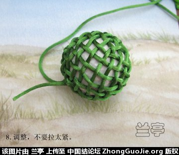 中国结论坛 两种小球走线图  兰亭结艺 0545208sns0f3rse66b8r6