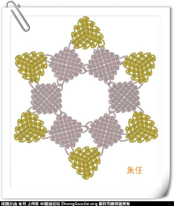 中国结论坛 为娇莺的《蓝宝星》画的走线图  走线图教程【简图专区】 063308vk9vb9gvk9z9029d
