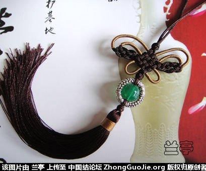 中国结论坛 盘长耳翼绕线练习 盘长,绕线,练习 兰亭结艺 074142ce08pn6k622c2ny9
