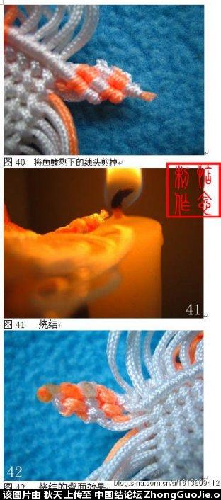 中国结论坛 小金鱼的编法图文教程(惦念)  立体绳结教程与交流区 083120khh2ht05uaoozxbx