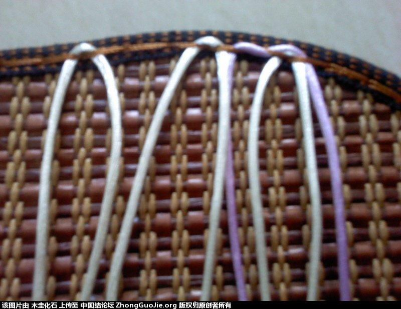 中国结论坛 我的编鞋过程(供参考)  图文教程区 224630ecsagg71yt329yg7