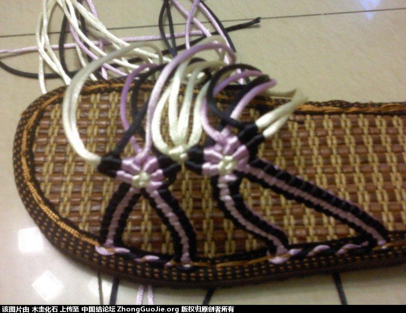 中国结论坛 我的编鞋过程(供参考)  图文教程区 224950u7hklonwvoxkzkx3