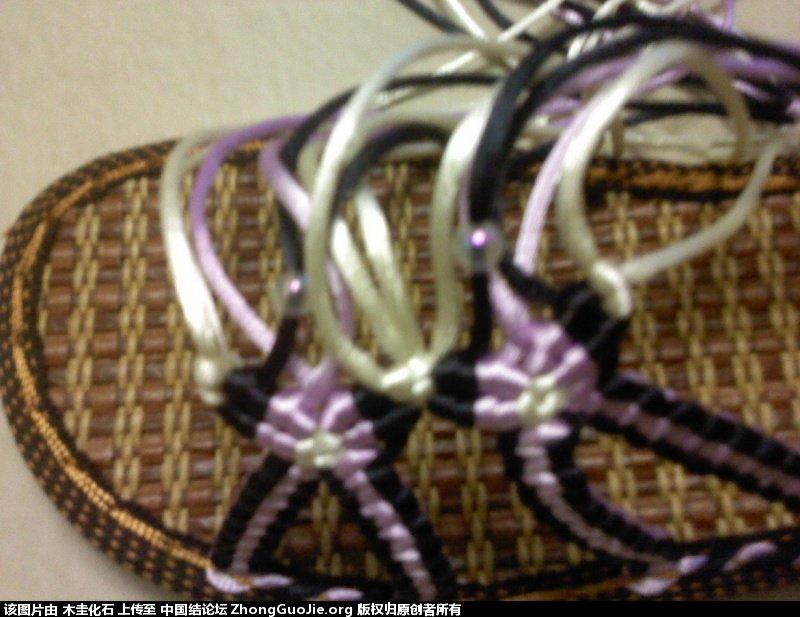 中国结论坛 我的编鞋过程(供参考)  图文教程区 225115ewpwb83epabw2p9w