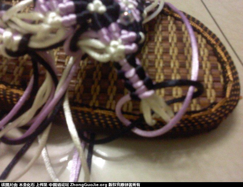 中国结论坛 我的编鞋过程(供参考)  图文教程区 225519nzq99nnlaqqg7l3q