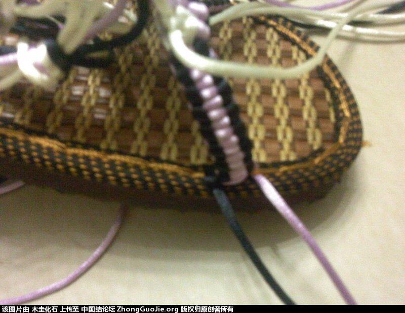 中国结论坛 我的编鞋过程(供参考)  图文教程区 225730xrgyhkkfrx4nbc7x